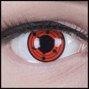 Juubi's eye manga lenzen