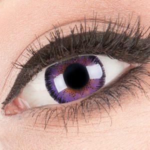 Vivid Violet Lenzen
