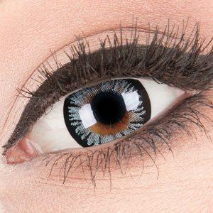 Big Eyes Lovely Grey lenzen (15 mm)