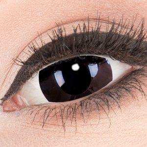 Black Out Mini Sclera Lenzen