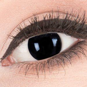 Blind Black Lenzen
