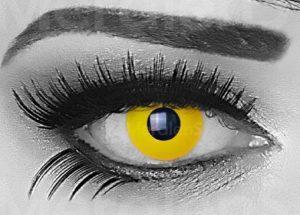 Yellow lenzen